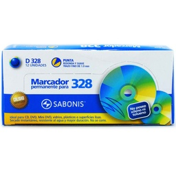 Marcador indeleble para CD Sabonis 12pcs