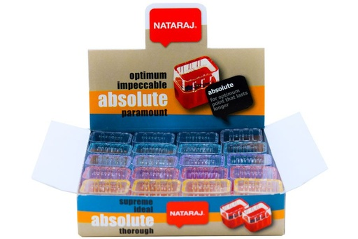 Tajador ABSOLUTE Nataraj 20PCS